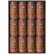 Depth canned Ebisu set AY3D [beer gift] to taste