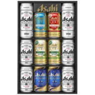 Asahi Breweries five kinds set DWV-3 [beer gift]