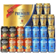The Premium Malt's four kinds set VA50N [beer gift]