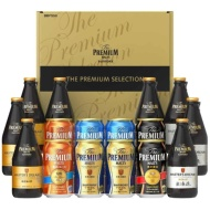 [point up object article] choice six kinds Premium set BMPS5N [beer gift] of The Premium Malt's summer