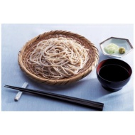 Soba soup of restaurant and discerning side [Premium gift]