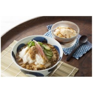 [point up object article] ** half-curded tofu and dessert Kure tofu [here gift]