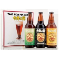megumi three kinds set GD-21 (500 ml pot *3) of Tama [beer gift]