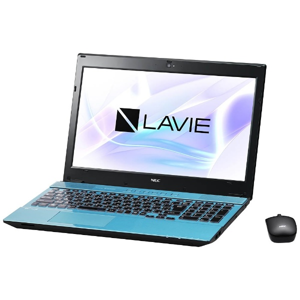 LAVIE Note Standard NS750/HAL PC-NS750HAL [クリスタルブルー]