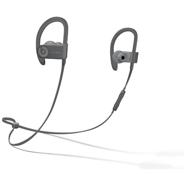 Powerbeats3 wireless Neighborhood Collection [アスファルトグレー]