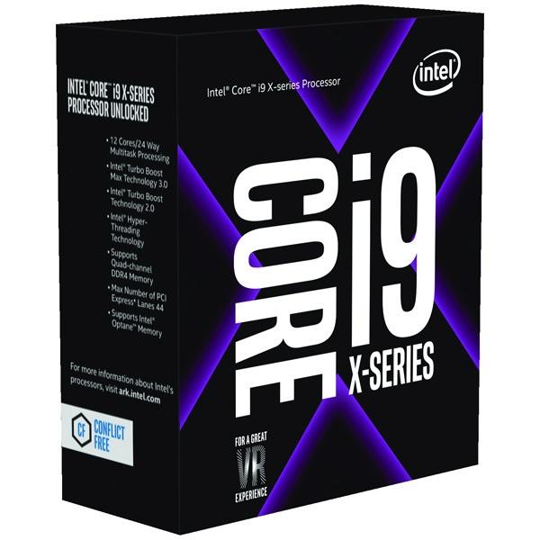 Core i9 7920X BOX