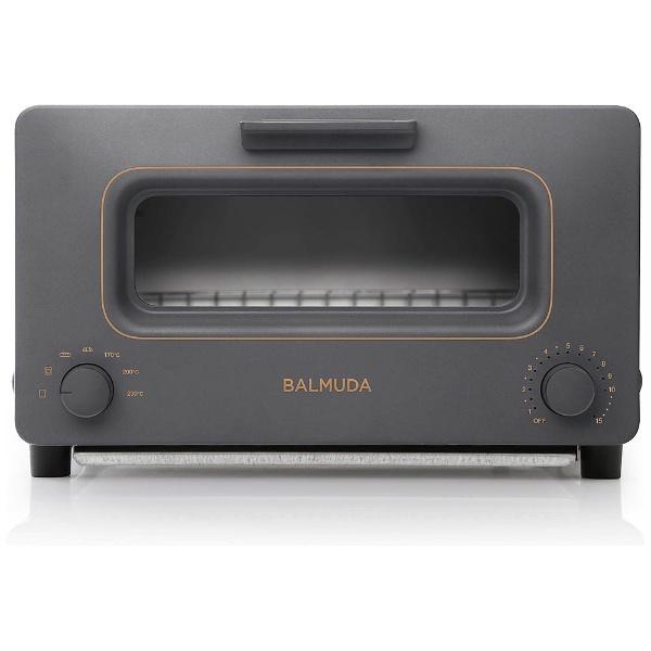 オーブントースター 「BALMUDA The Toaster」(1300W) K01E-DC Charcoal GlayxCopper