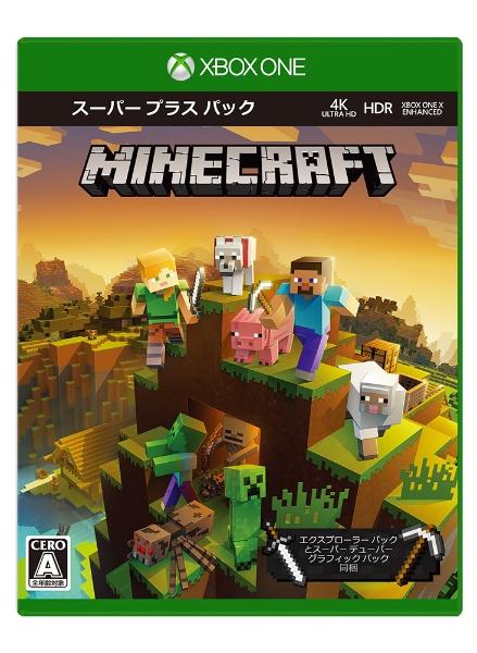 Minecraft: スーパー プラス パック [Xbox One] 製品画像