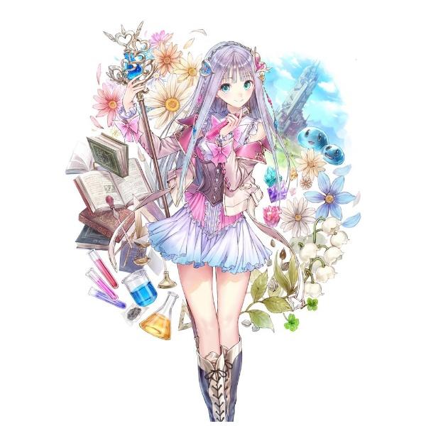 ルルアのアトリエ 〜アーランドの錬金術士4〜 プレミアムボックス [PS4]