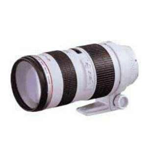 カメラレンズ EF70-200mm F2.8L USM ホワイト [キヤノンEF /ズームレンズ]