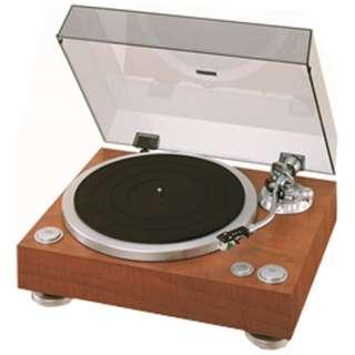 高音質レコードプレーヤー DP-500M