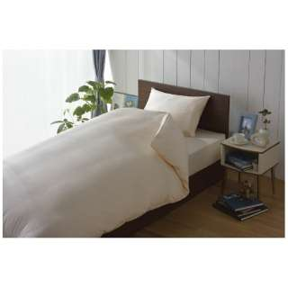 【掛ふとんカバー】80サテン ダブルサイズ(綿100%/190×210cm/ピンク)【日本製】