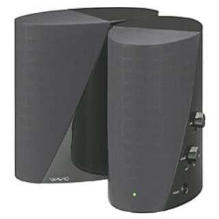 GX-R3X(B) アンプ内蔵スピーカーシステム ル・シータ オニキスブラック [AC電源 /2.0ch]