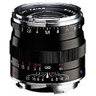 カメラレンズ T* 2/50 ZM Planar ブラック [ライカM /単焦点レンズ]