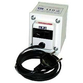 変圧器 (アップダウントランス) 「トランスフォーマ SKシリーズ」(220V⇔100V・容量110W) SK-110E