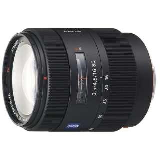 カメラレンズ T* DT 16-80mm F3.5-4.5 ZA APS-C用 Vario-Sonnar SAL1680Z [ソニーA(α) /ズームレンズ]