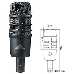 Audio-Technica インスツルメントマイクロフォン AE2500 その他オーディオ機器