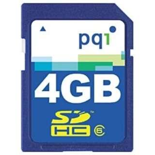 SDHCカード QSDH6-4G [4GB /Class6]