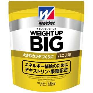 ウイダー ウエイトアップビッグ【バニラ味/1.2kg】 28MM82210