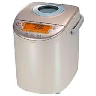 ホームベーカリー 「焼きたてパン工房」 (1斤) ABP-10S1-P ライトローズ