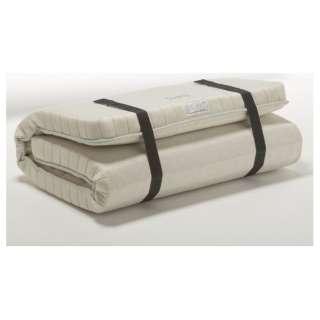 【マットレス】三つ折りスプリングマットレス ラクネスーパー(シングルサイズ)【日本製】 フランスベッド