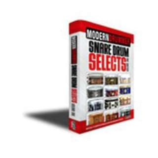 """""""Modern Drummer"""" Snare Drum Selects vol.1 for BFD 2"""
