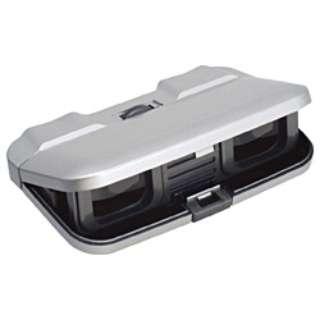 3倍双眼鏡 「プリアン」 3×25 スリム  (シルバー)