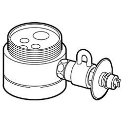 パナソニック 食器洗い乾燥機用分岐栓 CB-SYA6 食器洗い機・乾燥機