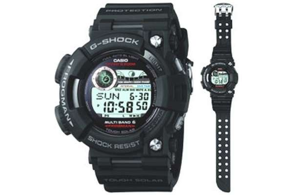 G-SHOCK「MASTER OF G FROGMAN(フロッグマン)」GWF-1000-1JF