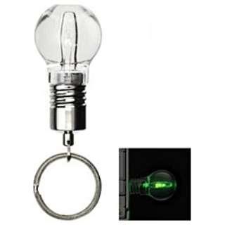 豆電球型USBフラッシュメモリ(グリーン) GH-UFD2GDQG