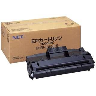 PR-L3650-11 純正トナー EPカートリッジ モノクロ