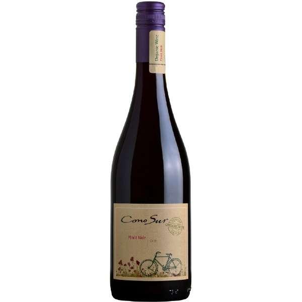 コノスル オーガニック ピノ・ノワール 750ml【赤ワイン】
