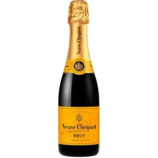 [正規品] ヴーヴ・クリコ イエローラベル ブリュット ハーフ 375ml【シャンパン】