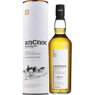 アンノック 12年 700ml【ウイスキー】