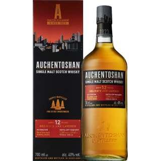 [正規品] オーヘントッシャン 12年 700ml【ウイスキー】