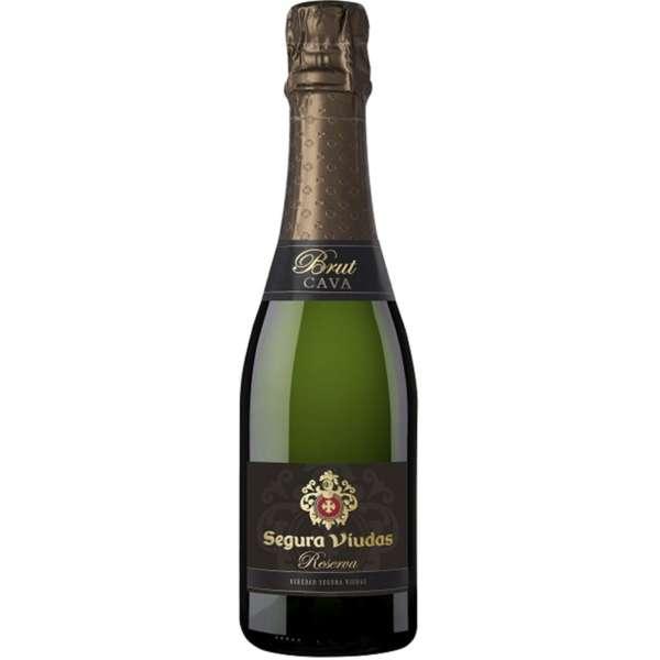 セグラヴューダス ブルート・レゼルバ・ハーフ 375ml【スパークリングワイン】