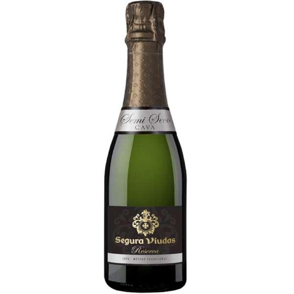 セグラヴューダス セミセコ・ハーフ 375ml【スパークリングワイン】