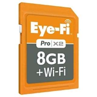 SDHCカード Pro X2 EFJ-PR-8G [8GB /Class6]