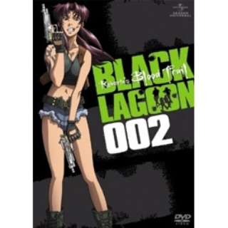 OVA BLACK LAGOON Roberta's Blood Trail 002 【DVD】