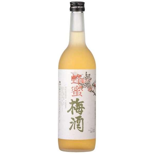 紀州 蜂蜜梅酒 720ml【梅酒】