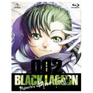 OVA BLACK LAGOON Roberta's Blood Trail 002 【Blu-ray Disc】