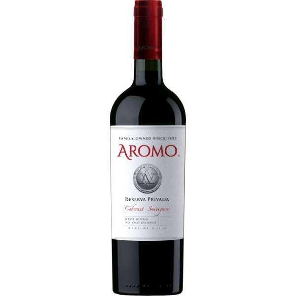 アロモ カベルネ・ソーヴィニヨン プライベート・リザーヴ 750ml【赤ワイン】
