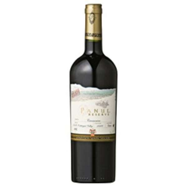 パヌール カルメネール リザーヴ 750ml【赤ワイン】