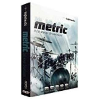 BIG FISH AUDIO 〔DVD-ROM〕 METRIC ODD METER DRUMLOOPS