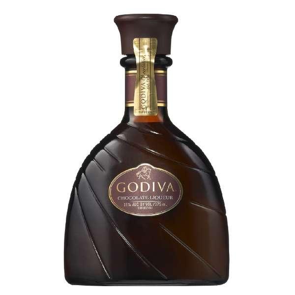ゴディバ チョコレートリキュール ハーフボトル 375ml【リキュール】