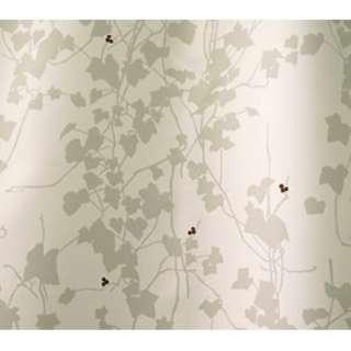 ドレープカーテン ヘデラ(100×135cm/ベージュ)【日本製】