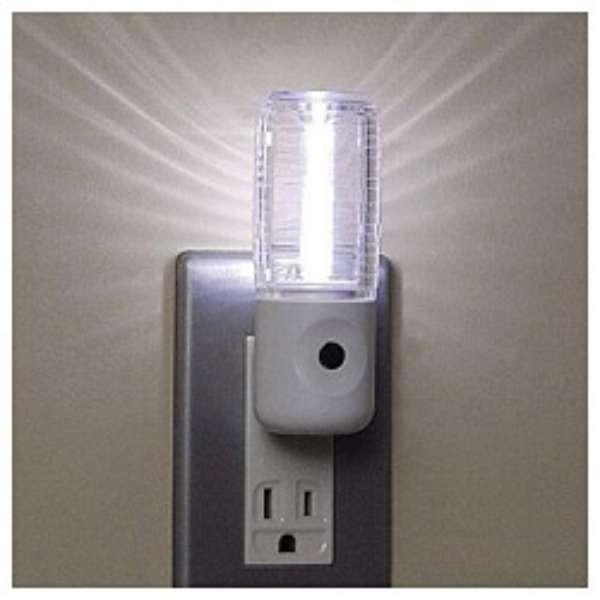LEDセンサーナイトライト NL30WH ホワイト