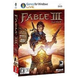 〔Win版〕 フェイブル 3 (Fable III)