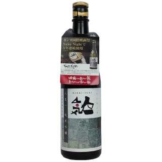 人気一 黒人気 720ml【日本酒・清酒】