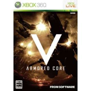 ARMORED CORE V(アーマード・コア ファイブ)【Xbox360ゲームソフト】